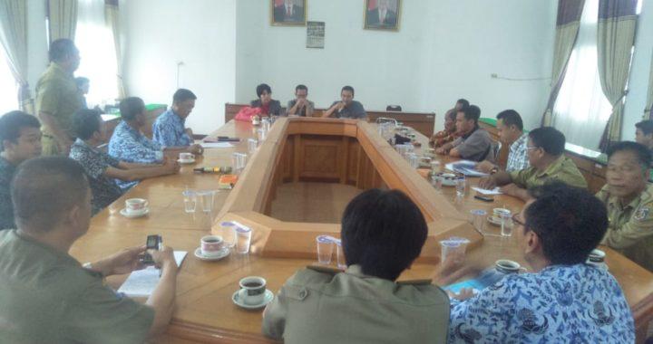 Komisi I DPRD Menuntut PT Pramana Austindo Mahardika, Segera Mengurus Legalitas Ijin Perusahaannya