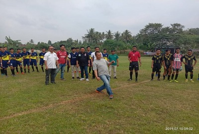 Liga Berjenjang U16 Piala Menpora Memperebutkan Piala Wakil Walikota Bandar Lampung Resmi Digelar