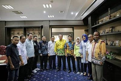 Gubernur Lampung Arinal Djunaidi Dukung Penuh Pelaksanaan Liga Berjenjang U-16