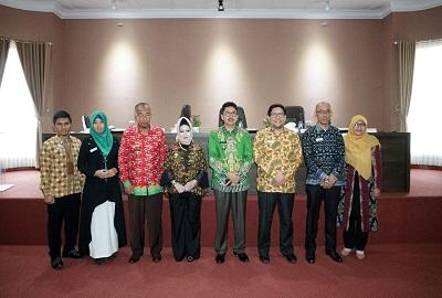 Tim Ombudsman Republik Indonesia Lakukan Kunjugan Kerja Ke Pemkab Lam – Sel