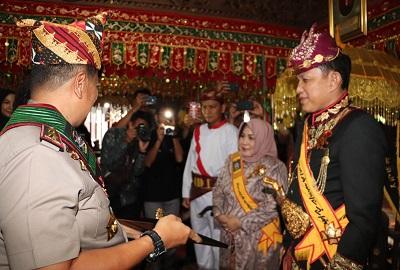 Kapolda Lampung Irjen (Pol) Purwadi Arianto Kunjungan Kerja Ke Lampung Barat