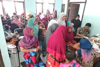 Launching STBM Dan Ajak Makan Bergizi, Dompet Dhuafa Hadirkan Layanan Kesehatan Dan Darling