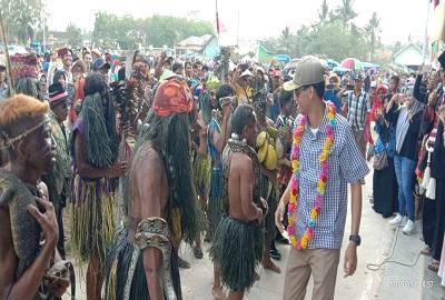 Karnafal Meriahkan HUT RI KE-74 Di Kecamatan Panca Jaya
