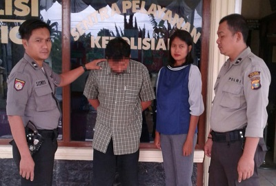 Aniaya Mertua, Warga Banjar Agung Ditangkap Polisi