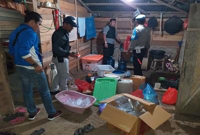 5 penjual Benih Baby Lobster Berhasil Diamankan Polsek Pesisir Tengah