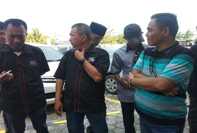 Pembahasan Dalam Audensi SMSI Dengan Dit Polairud Lampung