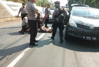 4 Pelaku Diduga Melakukan Penggelapan Mobil Berhasil Di Amankan Dalam Operasi Zebra Krakatau