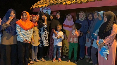Nessy Mustafa Menjamin Kampung Sayur Bisa Masuk Bisnis Modern