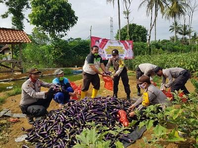 """Kapolsek Way Pengubuan : """"Semoga Bhabinkamtibmas Kampung Tanjung Ratu Bisa Memotivasi yang Lain"""""""