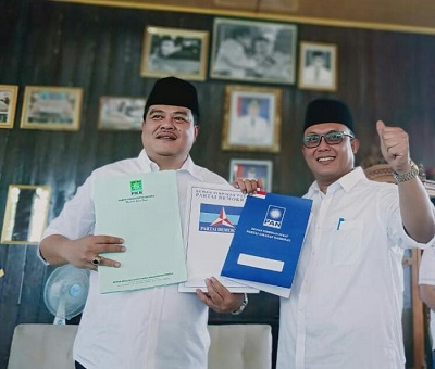 Musa-Dito Siap Bersaing Di Pilkada Lampung Tengah 2020