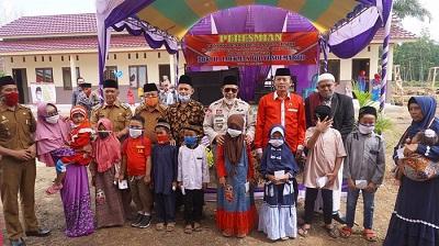 Pondok Pesantren Daarul Hisoh Diresmikan Langsung Oleh Bupati Loekman Djoyosoemarto
