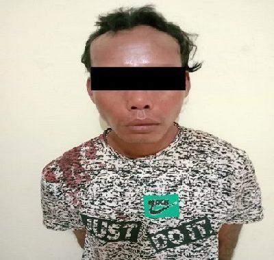 Polsek Seputih Surabaya Tangkap Warga Pemilik Senjata Api Rakitan Tanpa Izin