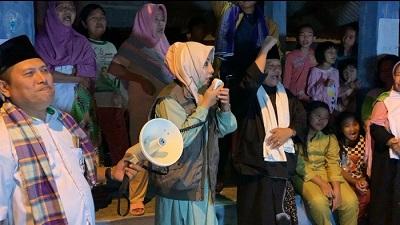 Nessy Kalvia Mustafa Mendapat Restu PBNU untuk Berpasangan dengan  KH Imam Suhadi di Pilkada Lamteng