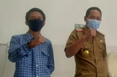 Dinas Komunikasi dan Informatika Mendapat Kunjungan dari Ikatan Wartawan Online Kabupaten Lampung Tengah