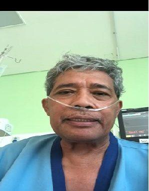 Bupati Lampung Tengah Non Aktif Loekman Djoyosoemarto Keluar dari Rumah Sakit, Setelah Sebelumnya Dinyatakan Positif Covid-19