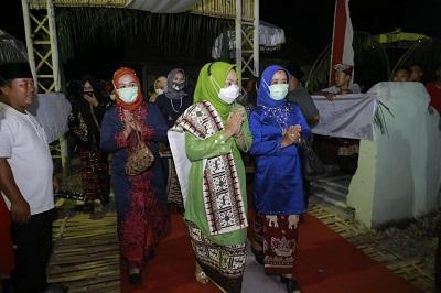 """Hadiri Acara Adat Begawi Marga Pubian, Nessy Kalviya Mustafa : """"Jangan sampai adat kebudayaan kita punah karena minimnya kepedulian"""""""
