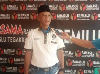 Ketua DPC LSM Basmi Penuhi Panggilan Banwaslu Terkait Keterlibatan Walikota Metro Dalam Kampanye Musa-Dito