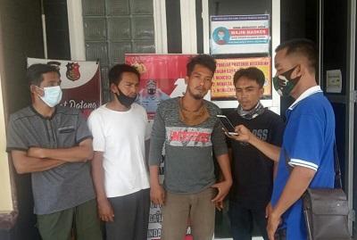 Terkait Tindakan Pungli Penerimaan Bantuan UMKM, Perwakilan Masyarakat Kampung Karang Jawa Datangi Polres Lampung Tengah