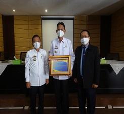 Empat Kali Pemkab Lamteng Meraih Penghargaan WTP
