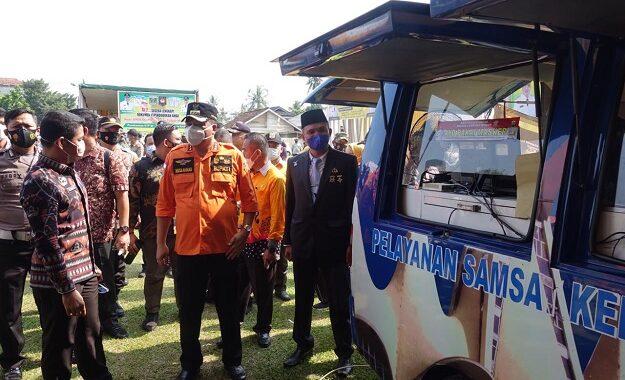 Bupati Musa Ahmad Ingin Mendengar Langsung Keluhan Masyarakat