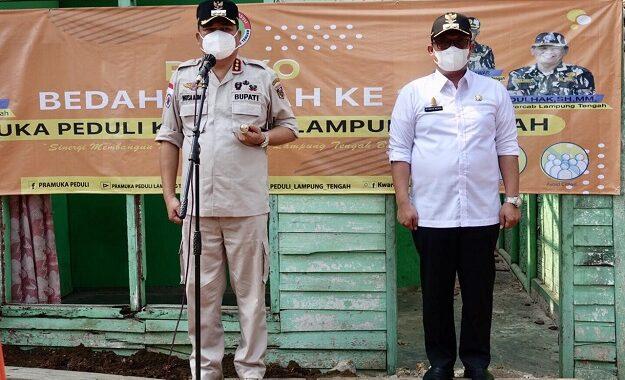 Bupati Musa Ahmad Bersama Wakil Bupati  Ardito Wijaya Hadiri Pengajian Dan Pengukuhan  Pengurus Majlis Taklim Alhidayah