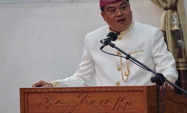 DPRD Lamteng Gelar Rapat Paripurna Istimewa HUT Ke-75 Kabupaten Lampung Tengah